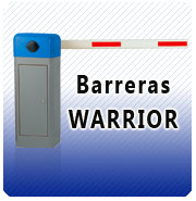 Barreras Warrior